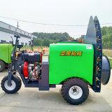 自走式柴油打药机 乘坐式果园喷药机 牵引喷雾打药机