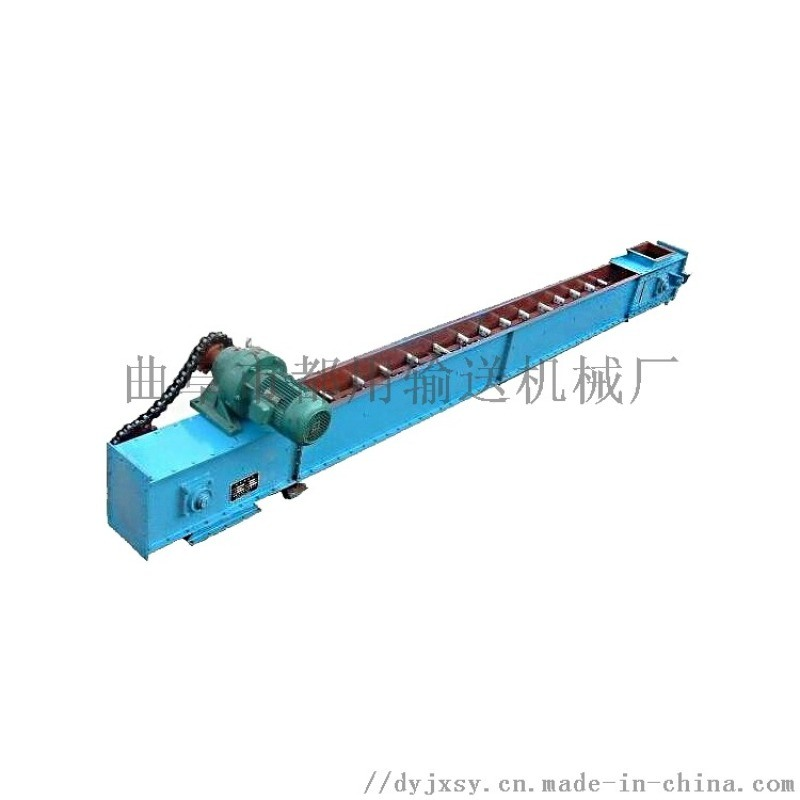 移动刮板机 高炉灰输送刮板机 都用机械z字形炉渣用