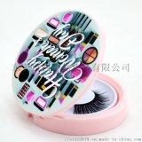 流行新款3D彩印假睫毛盒 來圖定製 廠家現貨