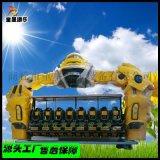 户外新型游乐设备 机械战警 儿童游乐设备