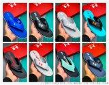 夏季運動拖鞋沙灘戶外人字拖男女情侶耐磨拖鞋一件代發