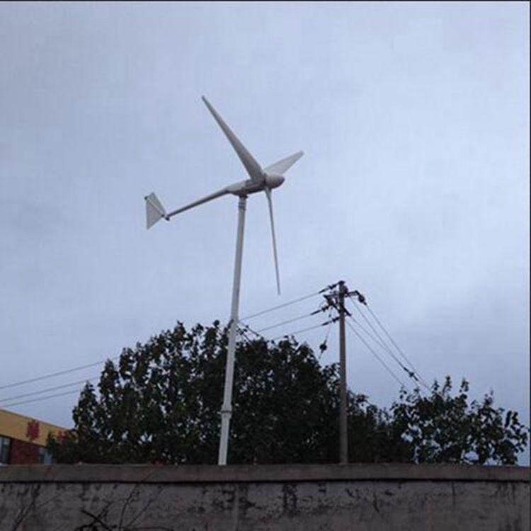 河南1KW三相永磁风力发电机绿色环保节能降耗