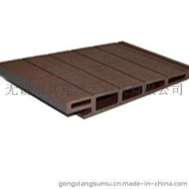 177x28mm 共翔供应生态木外墙板 共翔塑木 厂家直销