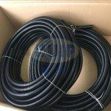 黑色PP材质椭圆可分型波纹管 防UV及耐候性
