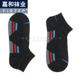 广州袜子厂家供应薄款男女休闲船袜 运动风格船袜