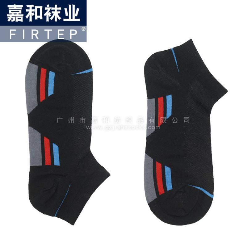 廣州襪子廠家供應薄款男女休閒船襪 運動風格船襪