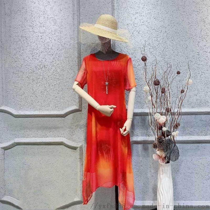 哥弟女装    芝麻衣柜加盟加盟条件折扣品牌女装背心大码女装短袖