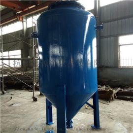 不锈钢/碳钢原水处理机械过滤器