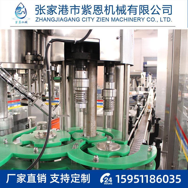 果汁饮料生产线 果汁饮料灌装机 食品果汁饮料