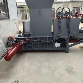 SY-750 青储压块机 饲料打捆机 打捆机厂家 打捆机视频