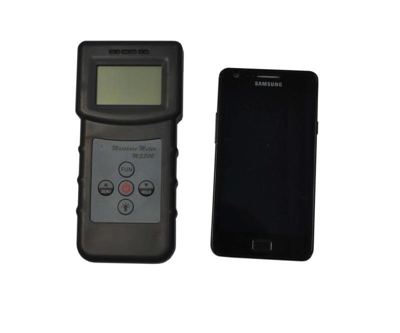 河北便携式水分计 保定感应式水分仪 MS300