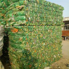 金属边角料废纸箱液压打包机 塑料瓶打包机 可移动卧式打包机