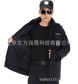 廠家直銷99式作訓服特勤服作戰服安保服特保棉服棉冬季大衣棉服男