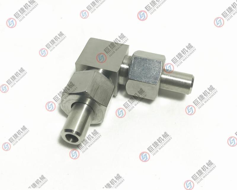 焊接式直通接头,卡套式直通接头,焊接终端接头