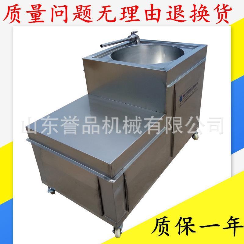 汝州豬肉單管液壓灌腸機整套加工灌腸設備大肉塊不鏽鋼家用灌腸機