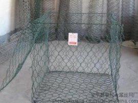 贵阳市宝圣鑫石笼网箱由用重型六角网作的箱型网笼,用于挡墙、河道衬砌、堰等支挡的防冲蚀工程