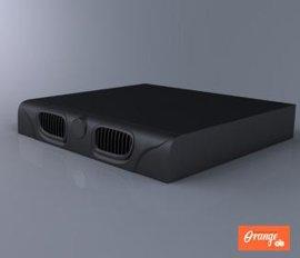 深圳安防硬盘录像机私模外观设计