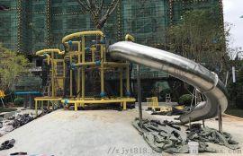 非标游乐设备大型户外滑梯厂家直供定制滑梯多少钱