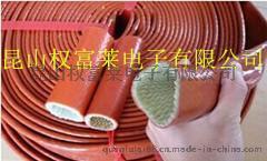 内纤维外硅橡胶绝缘套管,热缩管,防火管