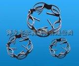 金属扁环填料厂家 QH-1扁环填料报价 金属内弯弧型筋角扁环图片