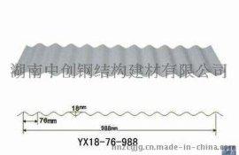 YX18-76-988波浪墙面板
