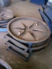 水泥井盖钢模具、塑料井盖模具、荣兴模具