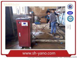 食品机网带油污清洗用24KW电蒸汽清洗机
