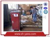 食品機網帶油污清洗用24KW電蒸汽清洗機