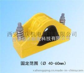 恒庆玻璃钢电缆夹具FJGP-1非磁性电缆固定夹