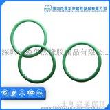 专业供应汽车空调管路密封圈高品质绿色美标HNBR氢化丁腈胶O型圈 绿色O型密封圈