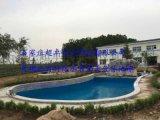 保定水上樂園游泳池防水漆,供應內襯防水泳池漆,環保型泳池防水內襯漆價格,天藍色防水裝飾塗裝漆生產廠家