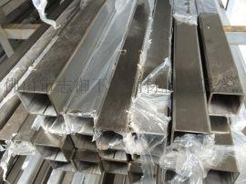 金华316不锈钢矩形管(60*100*2.0)316L不锈钢焊接钢管