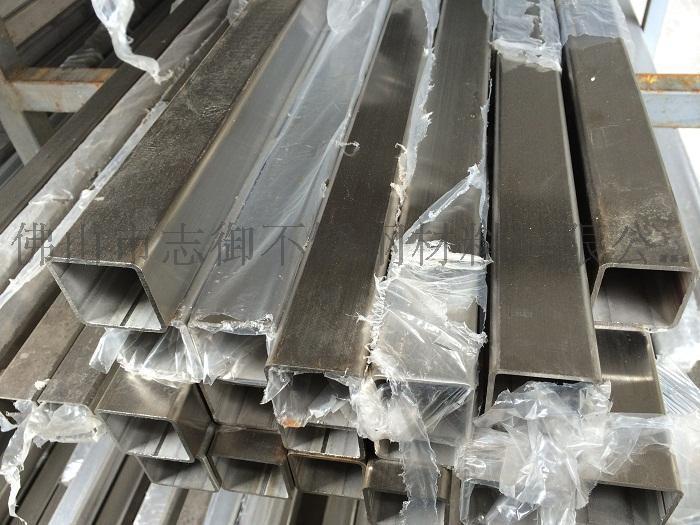 金華316不鏽鋼矩形管(60*100*2.0)316L不鏽鋼焊接鋼管