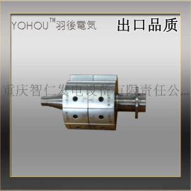 羽後電気YOHOU 1kw-100kw稀土永磁发电机转子定子总成
