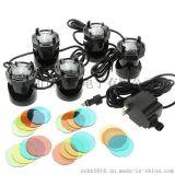 变压器/线性适配器+10W手/母指灯,花园潜水灯,射灯,流水灯,喷泉LED灯,防水灯,LED灯