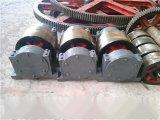 Φ2.0x16米轉軸式煤泥烘乾機託輪直徑550規格