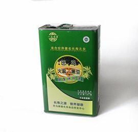 3L健康调和油铁罐 食用油包装铁罐