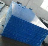 厂家直销 山东华宏超高分子量聚乙烯UHMWPE黑色白色煤仓衬板