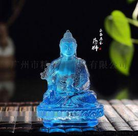 琉璃药师佛厂家,深圳琉璃佛像工厂,北京琉璃佛像,广州琉璃工艺品