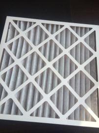 四联滤材G3 初效过滤器,新风过滤器活性炭过滤器