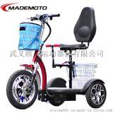 350W/500W可選功率電動滑板車帶小孩座椅