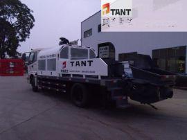 天拓重工车载泵车载式混凝土输送泵