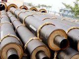 鋼套鋼蒸汽管道聚氨酯保溫鋼管