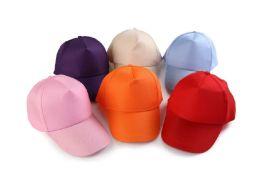 广州绣字印LOGO工作帽定做,广告帽批发,餐饮鸭舌帽供应,订制工厂厂帽