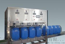 JF-11全自动称重灌装机(高温灌装)液体膏体灌装机