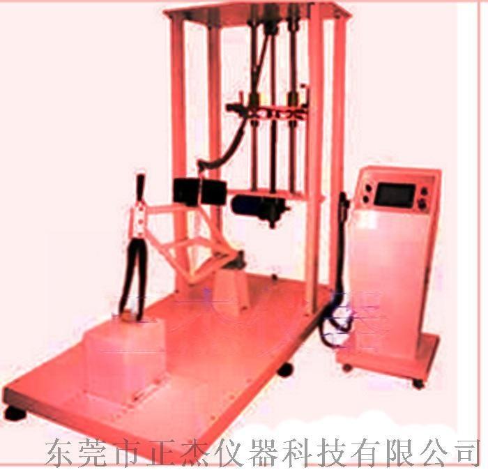 ZJ正杰跑步机耐久性检测设备,东莞跑步机寿命疲劳试验机