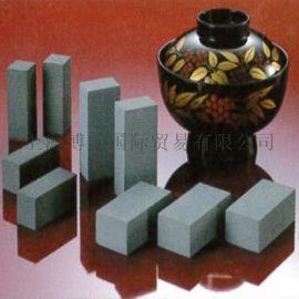 涂层研磨用研磨石 进口油石 适用于漆涂面及汽车修补等各种涂层面