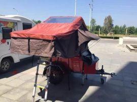 越野小拖挂房车定制化加工、代工