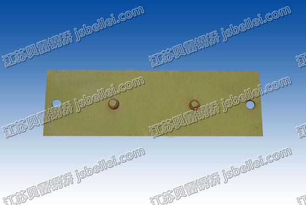 鋼便橋標準配件 橋座板公路橋 鋼結構支座