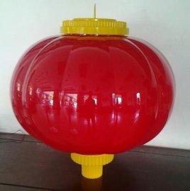 LED亚克力灯笼塑料南瓜灯笼500mm